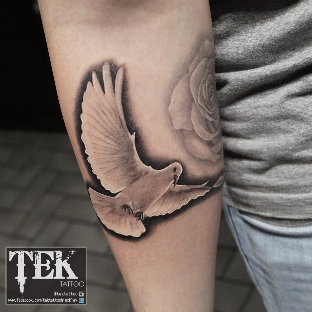 WILDLIFE - Tek Tattoo