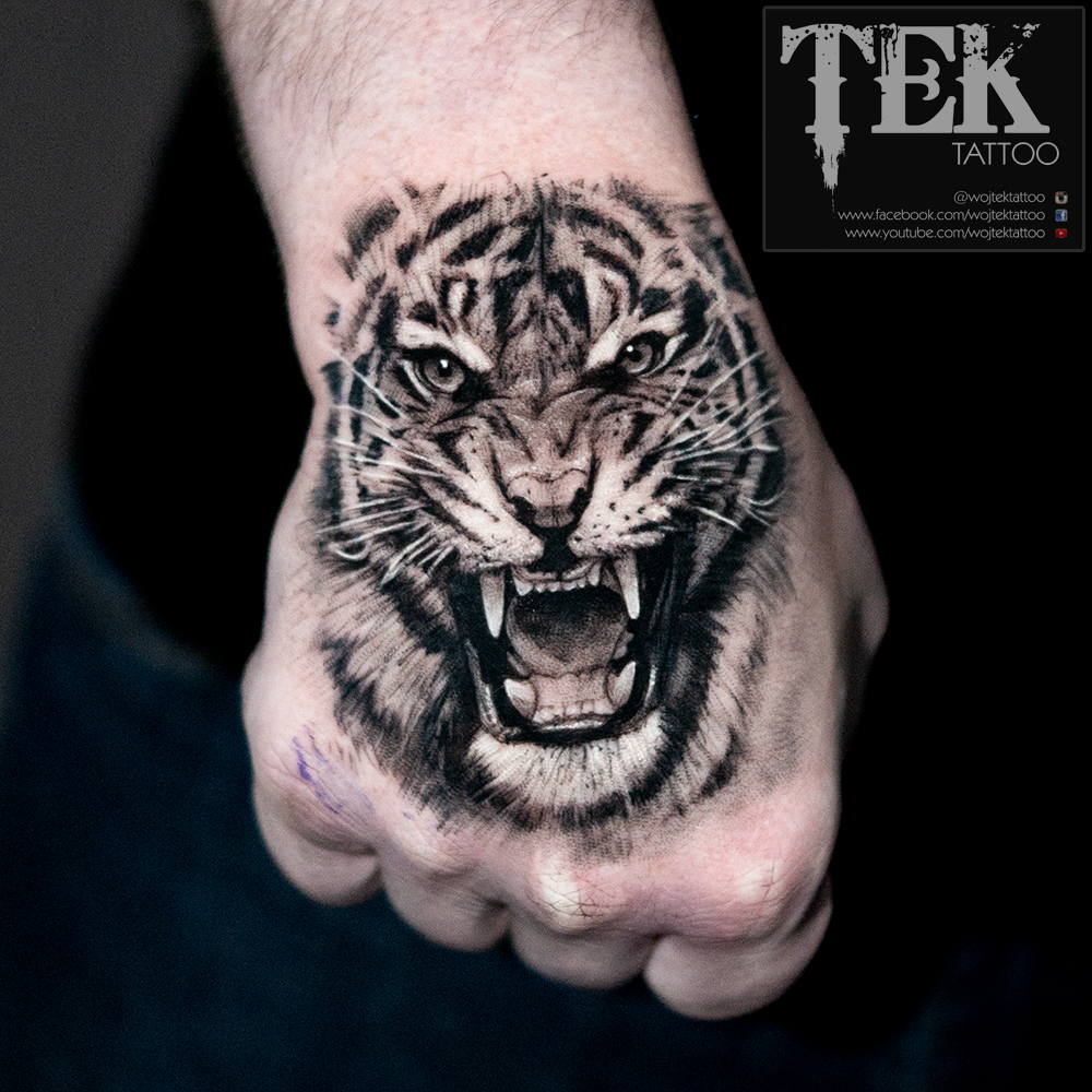 Wildlife Tek Tattoo